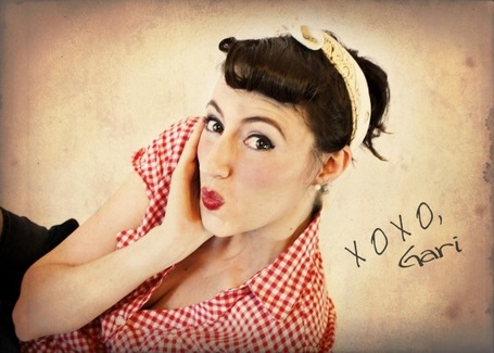 Rockabilly Girls Style | Vulbus Fashion Factory (VIFF) | Scoop.it