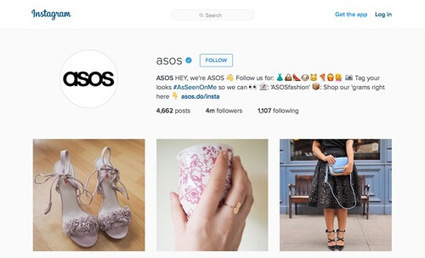 12 Brands that Use Instagram to Show Products, Share Culture | digital marketing strategy | Scoop.it