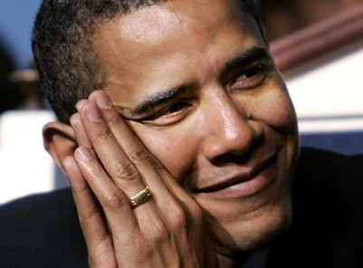 """Obama's ring: """"There is no god but Allah""""   israel must defend itself   Scoop.it"""