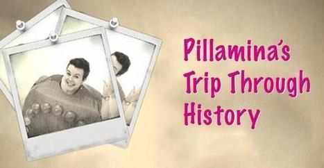 Birth Control's Journey Through History Starring Pillamina | Sex History | Scoop.it