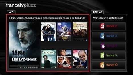France Télévisions lance Pluzz VaD sur Freebox et bientôt Dailymotion | telefrancais | Scoop.it