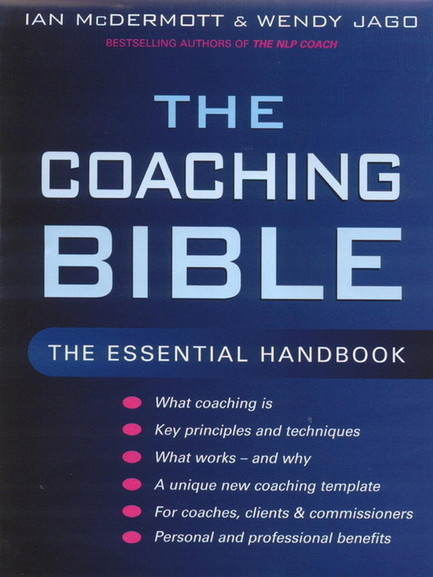 Book Review: The Coaching Bible | thekua.com@work | Coaching Leaders | Scoop.it