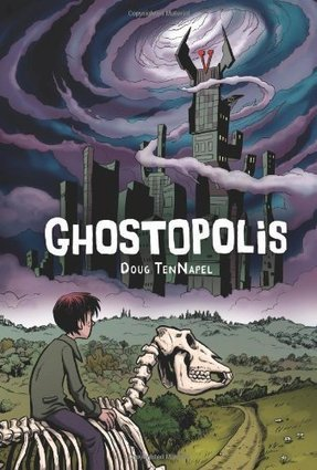 Ghost of a Chance: How One Teacher Explores Comics in the Classroom | Graphic Novel Reporter | Graphic novels in the classroom | Scoop.it