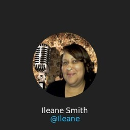 Ileane Smith's Vizify Bio | Twitter Video Updated 11/23/2013 | Basic Blog Tips | Scoop.it