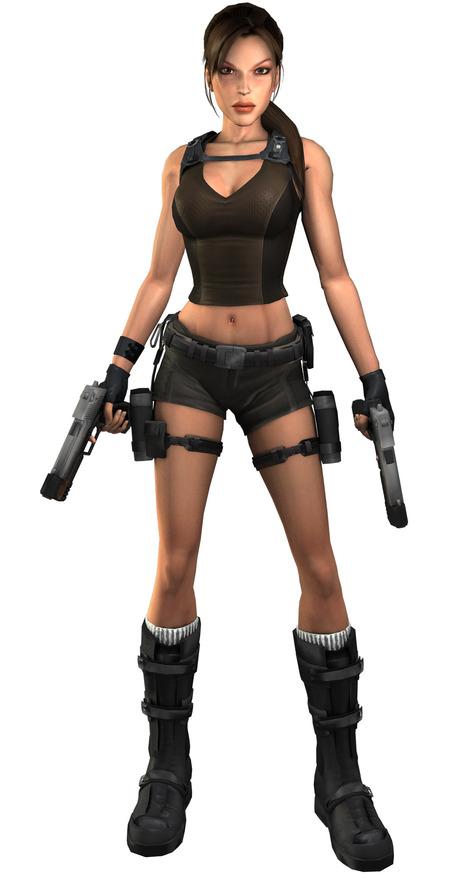 Corps contemporain, post-modernité et jeux vidéo: le syndrome de Lara Croft - On ne naît pas femme... @cairninfo | Jeux video LGBT | Scoop.it