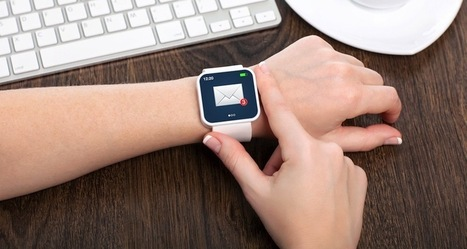 La montre connectée by Microsoft   Le blog des news santé   Médicaments et E-santé   Scoop.it