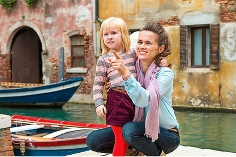 How To Enjoy Italy With Kids: Travel Tips for the Whole Family | Italia Mia | Scoop.it
