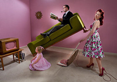 Does Less Housework Really Equal a Larger Waistline? | Kickin' Kickers | Scoop.it