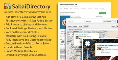 SabaiDirectory for WordPress v1.2.24 | Download Free Full Scripts | c220114 | Scoop.it