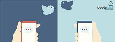 ideeën is Social | ¡Si no estás en las Redes Sociales, no estás! | ideeenweb.es | Scoop.it
