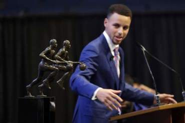 Press Democrat: What makes Warriors' Stephen Curry so popular? | USF in the News | Scoop.it