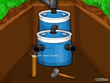 A Small DIY Septic System | Transición | Scoop.it