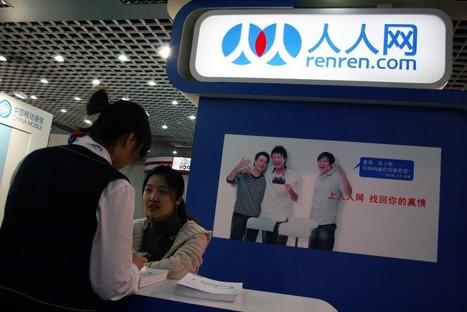Les réseaux sociaux made in China | CommunityManagementActus | Scoop.it