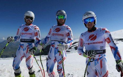 Ski : les Bleus s'affutent aux 2 Alpes | Neige et Granite | Scoop.it