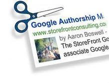 Google Plus and Authorship Impact on Search Listings - Marketing Pilgrim | Home Builder Social Media | Scoop.it