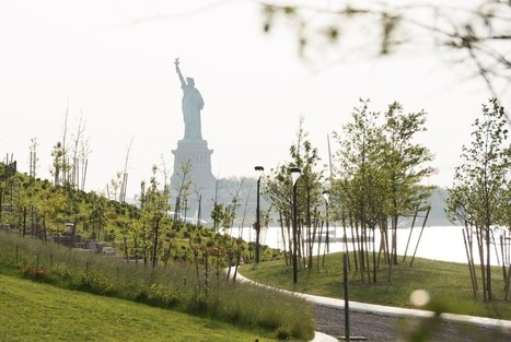 New York City Unveils a Sprawling New Park Created From the Debris of Old Buildings | Farming, Forests, Water, Fishing and Environment | Scoop.it