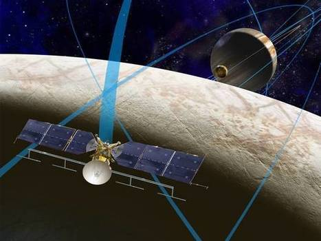 Mission to Europa: Nasa announces funding to send probe to Jupiter's ice moon | Europa News | Scoop.it
