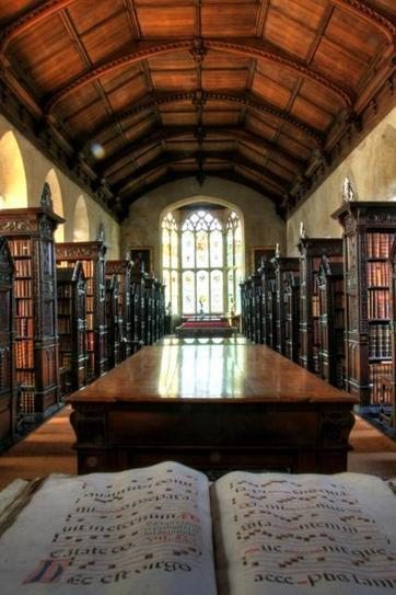 LIHG Hub Blog - Library of the Month - St John's College Library, Cambridge | Special Collections Librarianship | Scoop.it