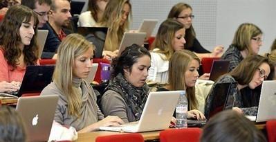 «Aller en cours sans mon ordinateur? Impossible!» - ouest-france.fr | Jeunes et numérique | Scoop.it