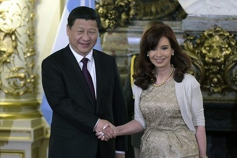 Argentina-China Deals Reflect Asian Country's Growing Influence | ASEAN Supply Chain | Scoop.it