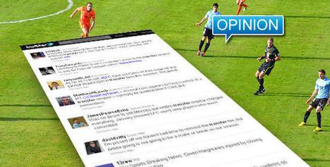 Twitter, meilleur ami des supporters. | Marketing Sportif | Scoop.it