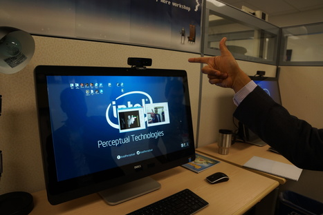 Wave fingers, make faces: The future of computing at Intel - CNET | Future Visions And Trends! Lead The Way And Innovate. | Scoop.it