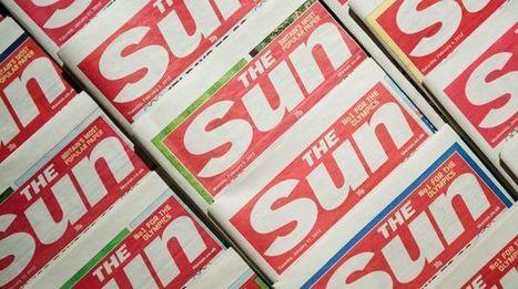 Grande-Bretagne: le site internet du Sun redevient quasiment gratuit | DocPresseESJ | Scoop.it