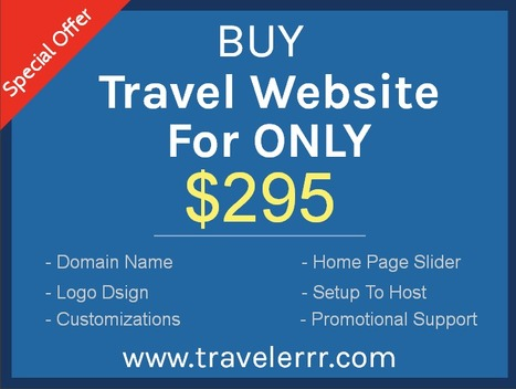Start Travel Affiliate Business & Earn From Home - Travelerrr.com | Start Your Own Travel Search Engine Site | Scoop.it