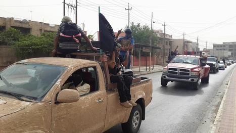 ISIS Militants Laden With Weapons, Stolen Cash Head for Baghdad - NBCNews.com | CLOVER ENTERPRISES ''THE ENTERTAINMENT OF CHOICE'' | Scoop.it