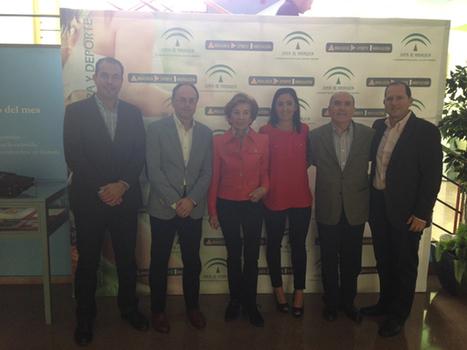 La FAB participó en la Jornada sobre el rol de la Mujer en el deporte andaluz del Siglo XXI - FAB Málaga | Basket-2 | Scoop.it