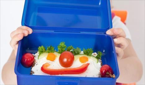 وجبتا إفطار أثناء الدراسة أفضل لصحة طفلك | Dental Laboratory Safety | Scoop.it