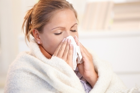 What Makes You Susceptible to Getting a Cold or the Flu? | Wellness for the Real World | REAL World Wellness | Scoop.it