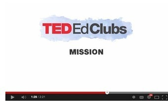 TED Launched TED-Ed Clubs for Schools ~ Educational Technology and Mobile Learning | #CentroTransmediático en Ágoras Digitales | Scoop.it