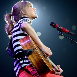 Taylor Swift's 'Red' Tour: Her Amps Go Up to 22   Rob Sheffield   Rolling Stone   Red tour   Scoop.it