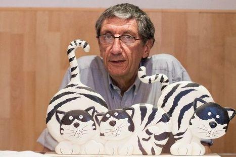 Jean-Yves Gauchet, vétérinaire toulousain et créateur de la ronrontherapie | Métier veterinaire | Scoop.it