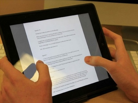 1:1 iPad Initiative: A Four Year Study & Review | computer | Scoop.it