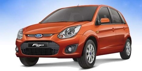 Ford Figo hatchback and Ford Figo compact sedan spotted testing news - ecardlr | Search new cars by price, make and model and buy new cars with best deals | Scoop.it