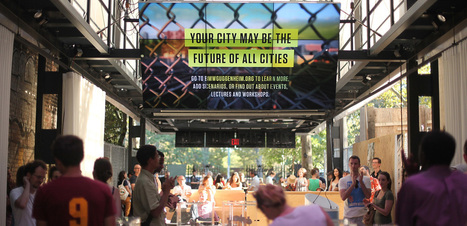 """""""Participatory City: 100 Urban Trends from the BMW Guggenheim Lab"""" at Guggenheim Museum examines themes and ideas about urban life drawn from the Lab's global journey. 