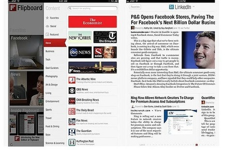 Twitter serait en discussion pour racheter Flipboard - #Arobasenet.com | Social Media l'Information | Scoop.it