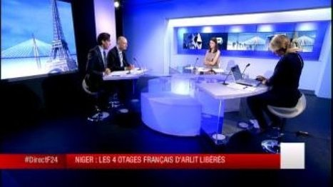 Niger : Les 4 otages français d'Arlit libérés (partie 1) | UNICEF Mali daily (30 October 2013) | Scoop.it