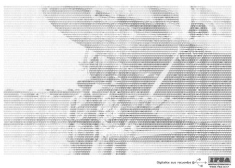 Kodak IFSA: Binary code | 記憶的呈現方法 | Scoop.it