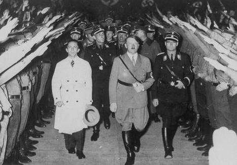 Adolf Hitler commits suicide in 1945 near end of World War II | World at War | Scoop.it
