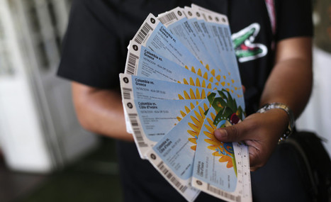 World Cup Attendees Expected to Spend $2,500 Each in Brazil   World Cup 2014 Economy   Scoop.it
