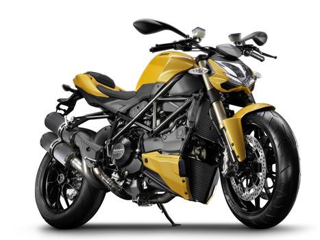 Video   Ducati 848 Streetfighter longterm report   MCN   Ductalk Ducati News   Scoop.it