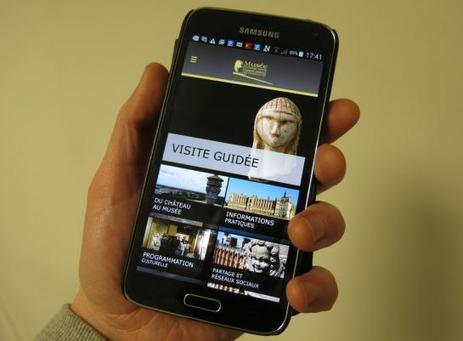 Saint-Germain : une appli pour visiter le musée d'archéologie | Bibliothèque des sciences de l'Antiquité | Scoop.it