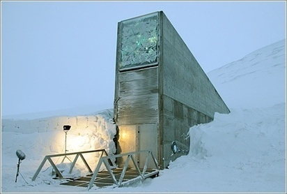 What are the reasons the Svalbard global seed vault was built? | Government | Scoop.it