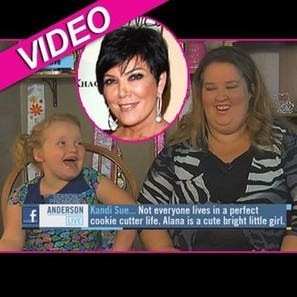 Honey Boo Boo's Mom On Kris Jenner Diss: 'There Is People Who Love Us And People Who Hate Us'   Morning Show prep   Scoop.it