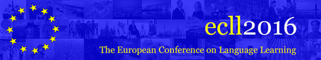 The European Conference on Language Learning 2016 | IAFOR | ESL learning and teaching | Scoop.it