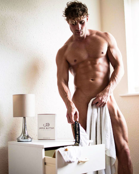Sexy Blonde Ross Rossilino Strips Off - Shirtless Hunk Photos | FlexingLads | Scoop.it