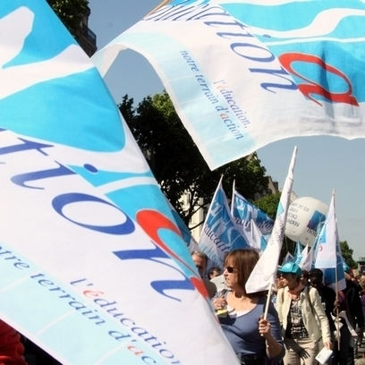 15 mai 2014 : une mobilisation significative. - UNSA Fonction publique   Société éducative   Scoop.it